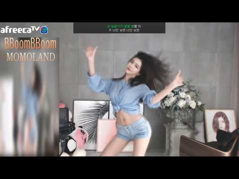 Korean BJ Legend Goddess 伊素婉SSO 쏘님 Beauty sexy dance (Bboom Bboom)