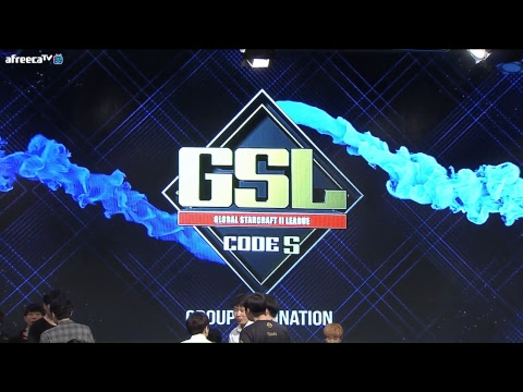 [ENG] 2018 GSL S2 Group Nominations