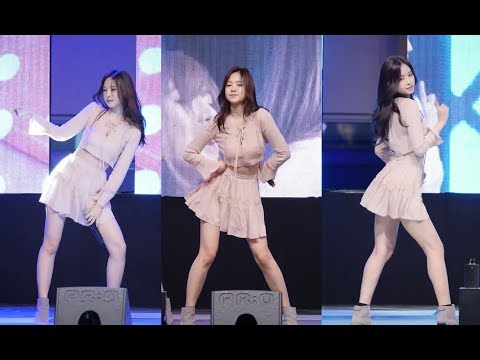 APINK NAEUN NO NO NO FANCAM HD 60FPS 161004