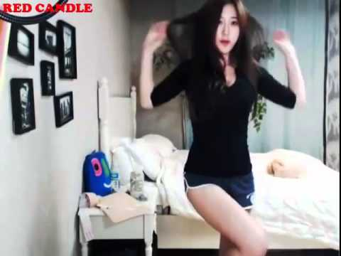 Sexy Korean Girl Dance On Webcam.#2