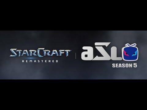 [ENG] AfreecaTV StarLeague(ASL) S5 Ro.4 Day1