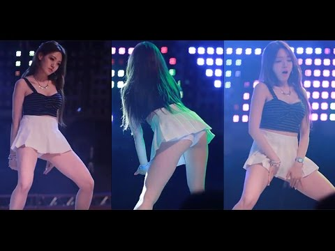 Korean Girl Sexy Dance Performance