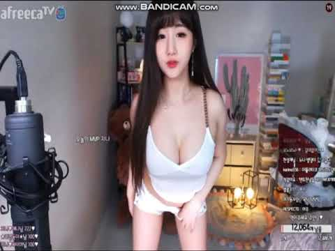 Hot korean camgirl live show 6
