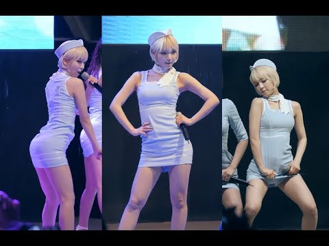 AOA CHOA ELVIS FANCAM HD 60FPS 140902