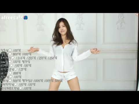 korean bj dance | hello venus