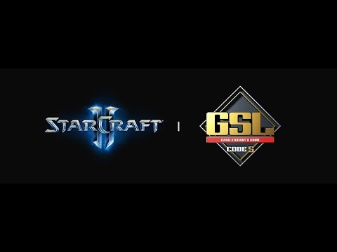[ENG] 2018 GSL S3 Code S RO16 Group C