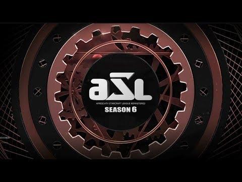 [ENG] AfreecaTV StarLeague(ASL) S6 Ro.24 Day1