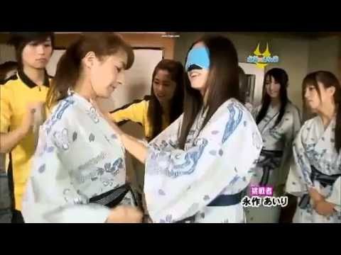 SEXY Japanese Game Show OMG Must See 2013