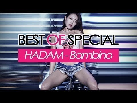 BEST OF SPECIAL – Hadam from Bambino: all her sexy fancam | Korean Sexy Girl | Korean Sexy Girl