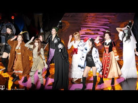 "[4K]181028 TWICE ""ONCE HALLOWEEN"" 【BDZ-Korean Ver.-】Fancam"