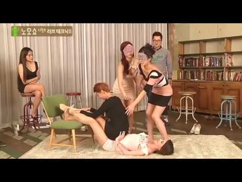 Most Shocking Japanese Weird Tv Show!! This is Exist!! Must SEE!!  Sexy Korean Girls game show ++