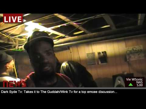 Dark Syde Tv: Takes it to The Guddah/Wink Tv