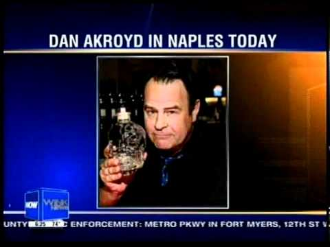 Crystal Head Vodka on WINK-TV CBS