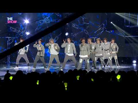 NCT 127, Chain(Korean Version) [THE SHOW, FanCam, 181127] 60P