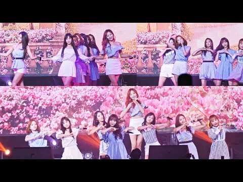 181006 LOVELYZ _ Now, We Fancam 60fps @ KContent Expo Indonesia