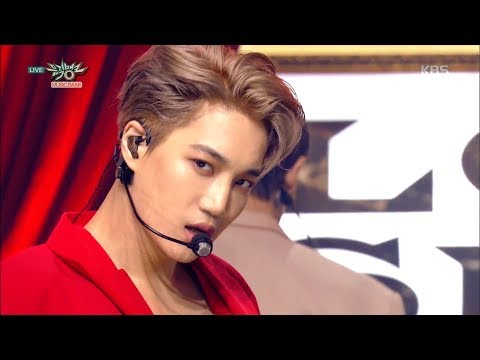EXO 엑소 Comeback Stage 'Love Shot' KBS MUSIC BANK 2018.12.14