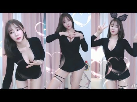 Korean BJ dance #39 If You Love Me (Feat.박재범) + 토끼