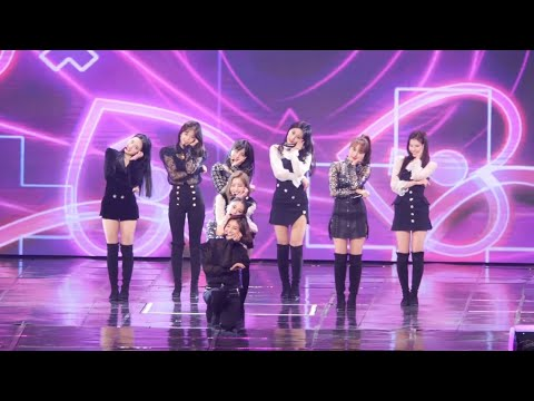 190106 TWICE BDZ(Korean ver.) + What is Love FANCAM 4K