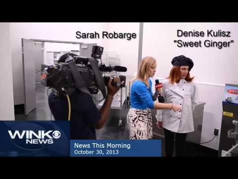 WINK TV News This Morning Gelato Lab Segment 2