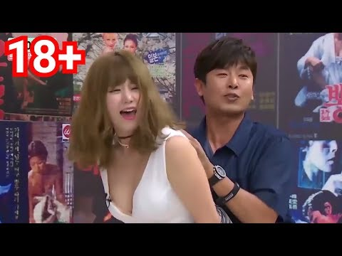 Korean Hot Games, Game Show Korea Paling Parah. Khusus 18+