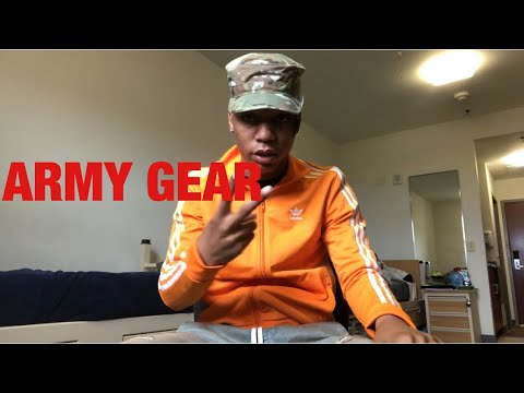 THE GEAR THE ARMY ISSUES YOU ** BASIC TRAINING EDITION **