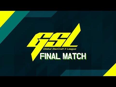 [2019 GSL S1] Ro.32 Group G Match5 (Final Match)