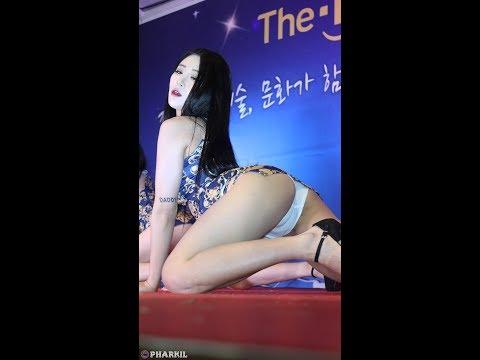 [4K][직캠/Fancam] 180510 걸크러쉬(Girl Crush) (보미) 떨려요 @ 뉴타TV 걸크러쉬TV