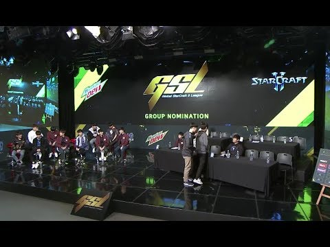 [2019 GSL S1] Ro.16 Group Nominations Part1