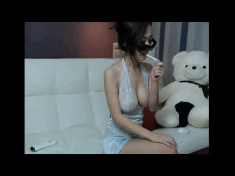 18+ Hot Korean BJ Neat #10 🔞 巨乳美女真空激凸福利直播福利
