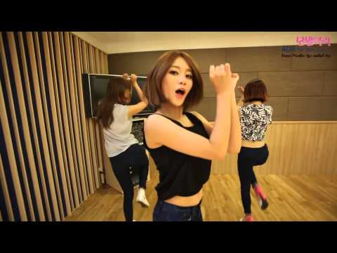 1080p/60FPS Eye Contact Dance ver. AOA – SHORT HAIR (에이오에이 – 단발머리)  안무영상