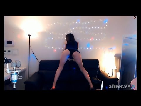 Korean bj dance