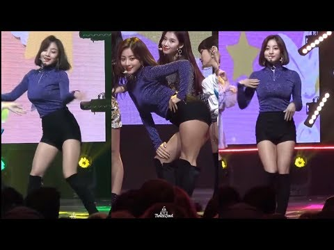 "트와이스 지효 직캠 ""'BDZ  (Korea-ver)'"" (TWICE JIHYO Fancam)@MCountDown"