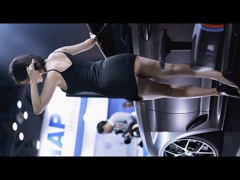 4K[레이싱 모델 송주아 Korean Model Jooa Song] 8 (2019 서울모터쇼 Seoul Motor Show) 직캠 Fancam 190402