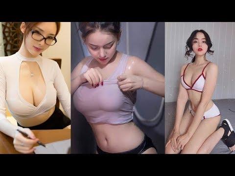 Korean BJ Live Sexy Dance 🎬 Tarian Seksi Korea Di Kamera #35
