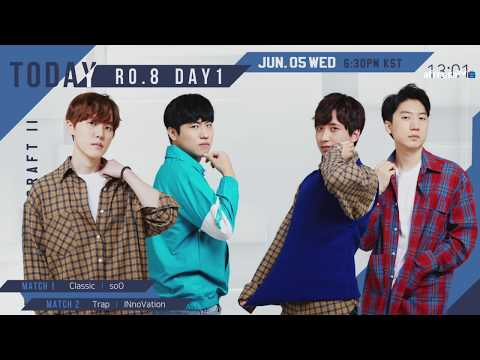 [ENG] 2019 GSL S2 Code S RO8 Day1