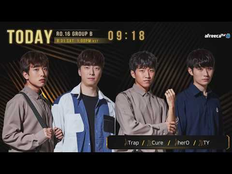 [ENG] 2019 GSL S3 Code S RO16 Group B