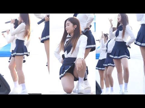 섹시한 아름다운 Korean School Girls Kpop Dance Fancam