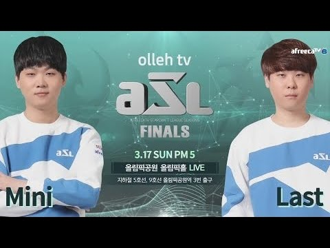 [ENG] AfreecaTV StarLeague ASL S7 Grand Finals Last vs Mini