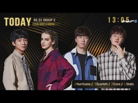 [ENG] 2019 GSL S3 Code S RO32 Group C