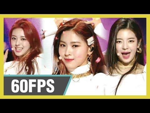 60FPS 1080P | ITZY – DALLA DALLA, 있지 – 달라달라 Show! Music Core 20190223