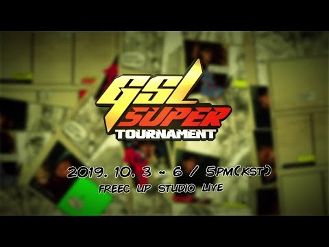 [ENG] 2019 GSL SuperTournament II Day1 (Ro.16)