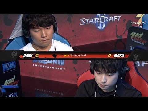 [2019 GSL ST S2] Ro.16 Match2 Dark vs Maru