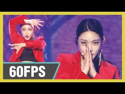60FPS 1080P | Chung Ha –  Gotta Go, 청하 – 벌써 12시 Show! Music Core 20190112