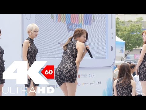AOA – 짧은 치마 (Miniskirt) Live 4K ULTRA HD 2160p 60fps