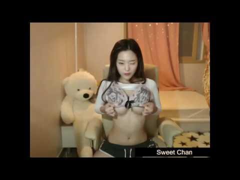 korean sexy girl on webcam