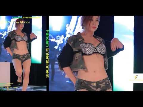 Switch's Doyu revealing a lot! [ZOOM 4K] Hot Korean Kpop Girl Fancam