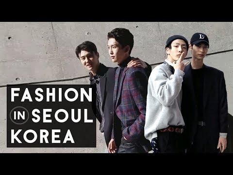 SEOUL FASHION WEEK   HIGHLIGHT/B2ST FANCAM (KOREA VLOG #7)