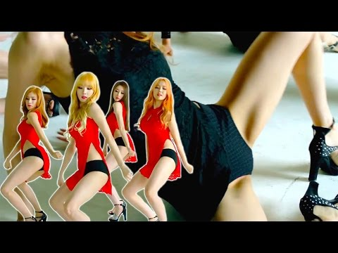 Top Best Fancam LAYSHA 2016 。◕‿◕。 Fancam 18+ Korean 。◕‿◕。 Top 10 Best Fancam Sexiest KPOP Dance 06