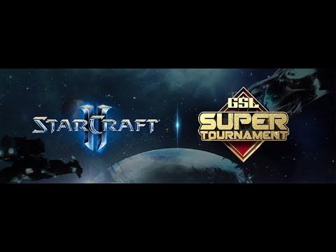 [ENG] 2018 GSL Super Tournament I Ro.8