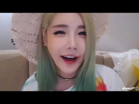 팝콘티비 – korean Bj neat video chat streaming 3@Afreecatv